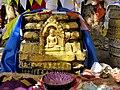Bodh Gaya - Votive Stupa (9222348724).jpg