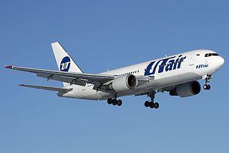 Utair - Utair Boeing 767-200ER