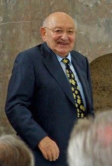 Marcel Reich-Ranicki Polish-born German literary critic