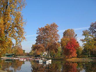 Vincennes - Image: Bois de Vincennes Paris