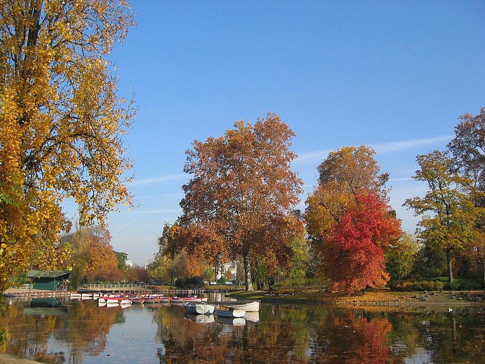 Bois de Vincennes - Paris