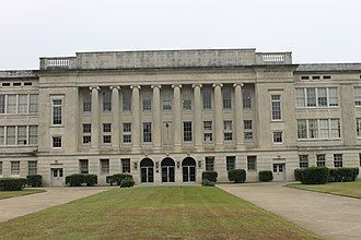 Rapides Parish School Board - Bolton High School in Alexandria is an entity of the Rapides Parish School Board and named for the late philanthropist-banker James W. Bolton.
