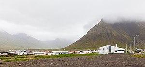 Bolungarvík - Image: Bolungarvík, Vestfirðir, Islandia, 2014 08 15, DD 049