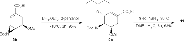Boonsong Kongkathip et al. synthesis of Tamiflu from d-glucose - part 5.png