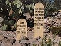 Boothill Graveyard, Tombstone - panoramio - Buffers on tour.jpg