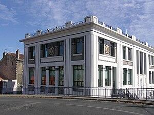 Léon Jaussely - Postal office of Saint-Jean de Bordeaux, 1929