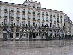 Bordeaux The Regent Grand Hotel Bordeaux.JPG