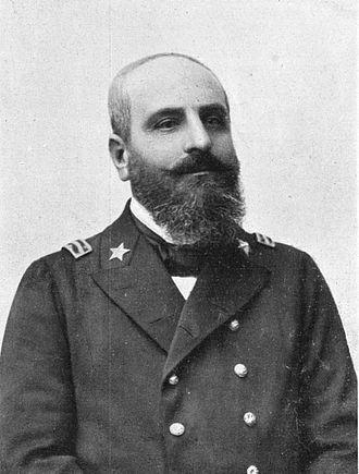 Raffaele Borea Ricci D'Olmo - Image: Borea Ricci D'Olmo vice ammiraglio