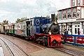 Borkum, Bahnhof, Dampflok -- 2020 -- 3096.jpg