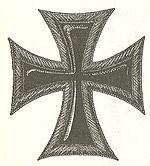 Borstkruis van de Duitse Orde