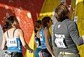 Boulder Worldcup Vienna 28-05-2010 quali-w035 Sabine Bacher 116 Katja Vidmar 88 Anna Galliamova 114 Emilie Verdier 90.jpg