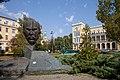 Boulevard Tsar Osvoboditel in Sofia 2012 PD 11.jpg