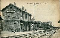 Boursez - DOMPIERRE-FERRIERES - La gare.jpg