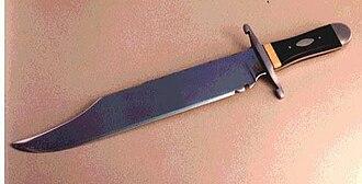 """Bowie knife - """"Bowie knife"""""""
