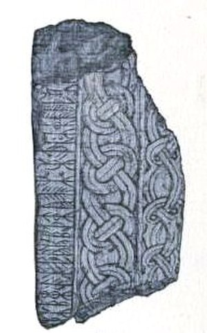 Manx runestones - Br Olsen;185C