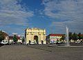 Brandenburger Tor Potsdam.JPG