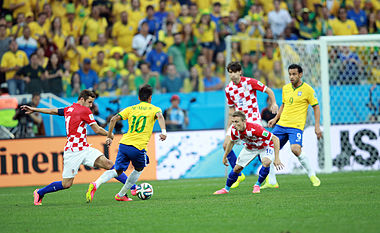 Brazil and Croatia match at the FIFA World Cup 2014-06-12 (47).jpg