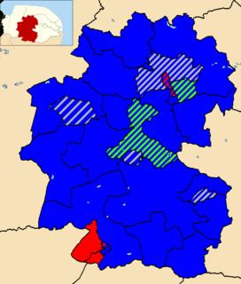 2019 Breckland District Council election