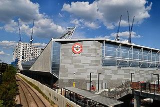 Brentford Community Stadium Stadium in London, England