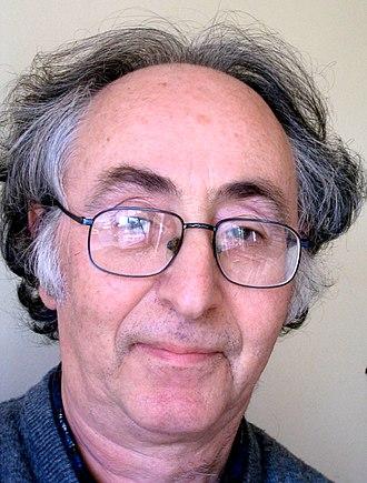 Brian Josephson - Josephson in March 2004