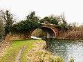 Bridge 99, Kennet and Avon Canal, near Crofton - geograph.org.uk - 1706435.jpg