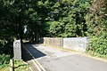 Bridge on the road from Milldown Common to Milldown Road - geograph.org.uk - 1504986.jpg