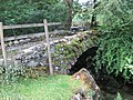 Bridge over Combe Gill - geograph.org.uk - 939589.jpg