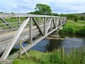 Bridleway bridge over River Calder - geograph.org.uk - 1364637.jpg