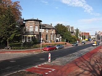 Bussum - Bussum across from city hall
