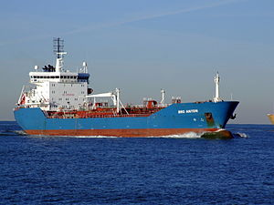Bro Anton, Port of Rotterdam, Holland, 06JAN2009 pic2.JPG