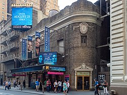 Broadhurst Theater - Frankie and Johnny in the Clair de Lune (48193410426).jpg