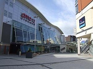 Five Ways, Birmingham - Broadway Plaza