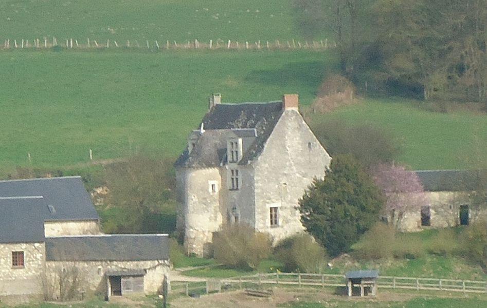 Manoir de la Chicaudière - Broc - Maine-et-Loire (49)
