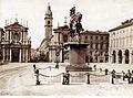 Brogi, Giacomo (1822-1881) - n. 3722 - Torino - Piazza San Carlo.jpg
