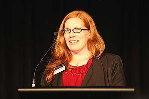 Bronwyn Holloway-Smith - Image: Bronwyn Holloway Smith (8184659418)