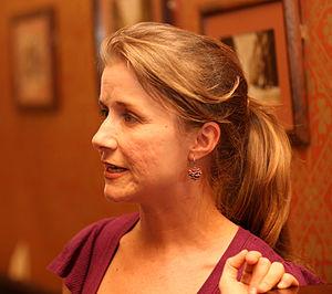 Belle de Jour (writer) - Brooke Magnanti talking about her book The Sex Myth at Leeds Skeptics