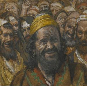 Brooklyn Museum - Barabbas - James Tissot