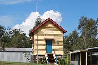 Brooweena, Queensland - Woocoo Shire Chambers, 2008