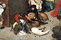 Bruegel il vecchio, proverbi fiamminghi, 1559, 15.JPG