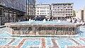 Brunnen Domfontäne auf der Domplatte Köln-0062.jpg