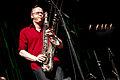 Brussels Jazz Marathon 2012 - Bart Defoort Quartet (7287867592).jpg