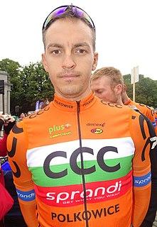 Nikolay Mihaylov (cyclist) Bulgarian cyclist
