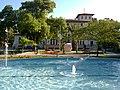 Buca Eğitim Fakültesi Dekanlık Karşısı Havuz - panoramio.jpg
