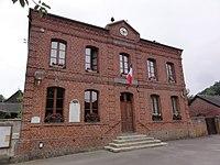 Bucilly (Aisne) mairie.JPG