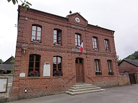 The town hall of Bucilly