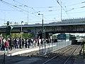 Budapest, Szentlélek tér HÉV station.jpg