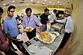 Buffet Lunch - VMPME Workshop - Science City - Kolkata 2015-07-16 9047.JPG