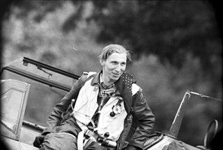 Klaus Mietusch German fighter ace and Knights Cross recipient