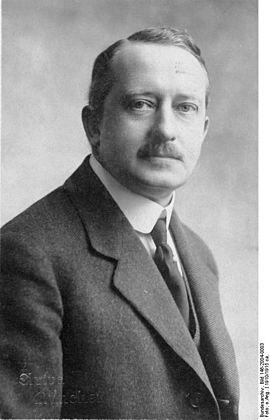 Alfred von Oberndorff