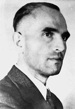 Werner Best - SS-Obergruppenführer K.R.W. Best